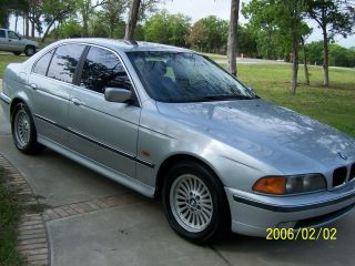 1997 Bmw 540i Premium / Sport Package photo