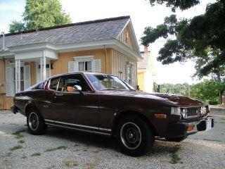 1977 Toyota Celica Gt Liftback First Gen photo