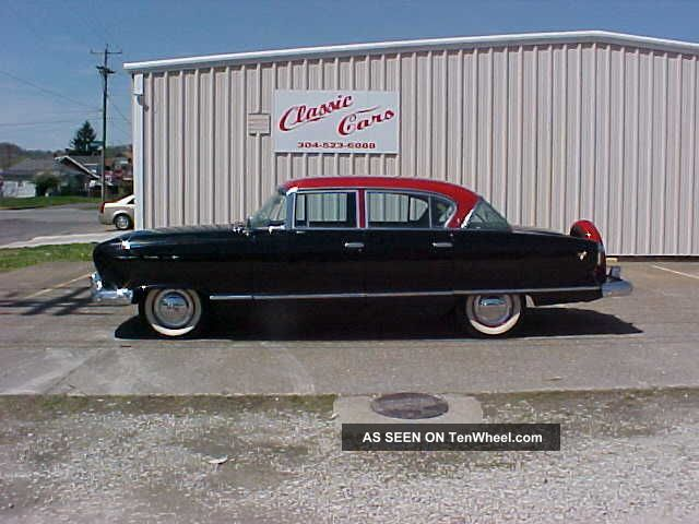 1955 Nash Ambassdaor Farina Rare Factory Air Conditioning Nash photo