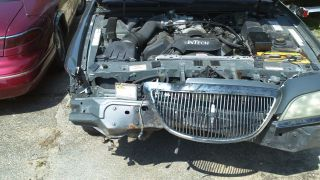 1997 Lincoln Mark Viii No Records / / No / / Needs Rescue photo