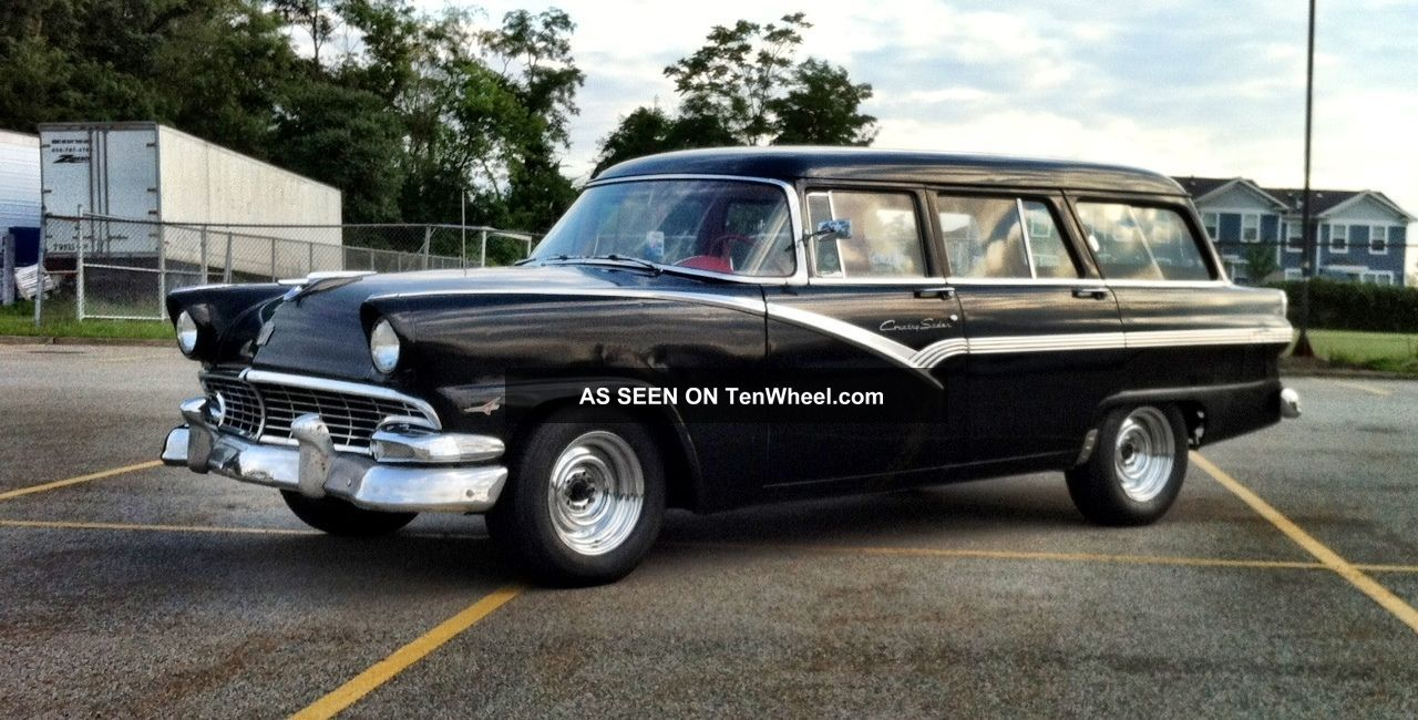 1956 Ford Country Sedan Station Wagon,  Hot Rod,  Rat Rod,  Surf Wagon, Other photo
