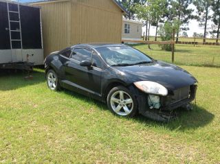 2008 Mitsubishi Eclipse Gs Coupe 2 - Door 2.  4l photo