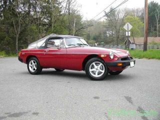 1978 Mgb To Better Than photo