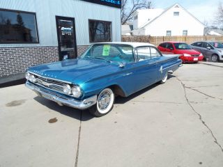 1960 Chevrolet Bel Air Hardtop 2 - Door photo