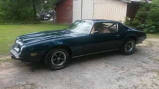 Rare Bird 1974 Firebird Formula 400 Matching Numbers 400 / 4 - Speed photo