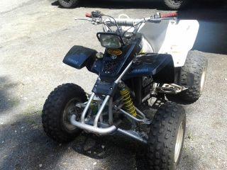2002 Yamaha Blaster photo