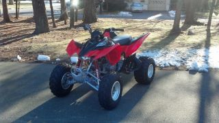 2012 Honda Trx400 photo