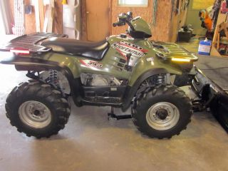 2003 Polaris Sportsman 500 H.  O.  Edition. photo