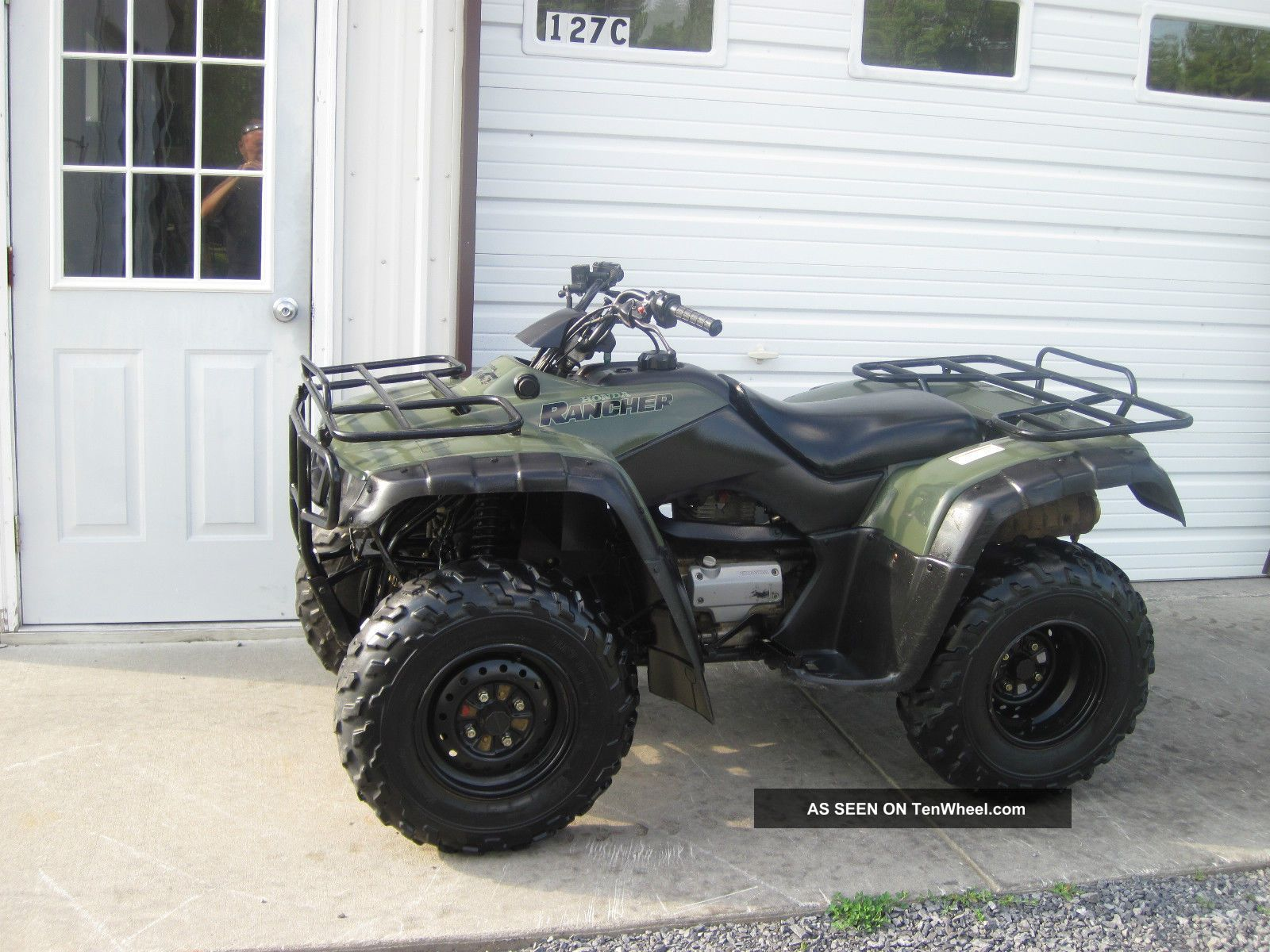 2001 Honda Rancher Honda photo