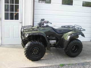 2001 Honda Rancher photo