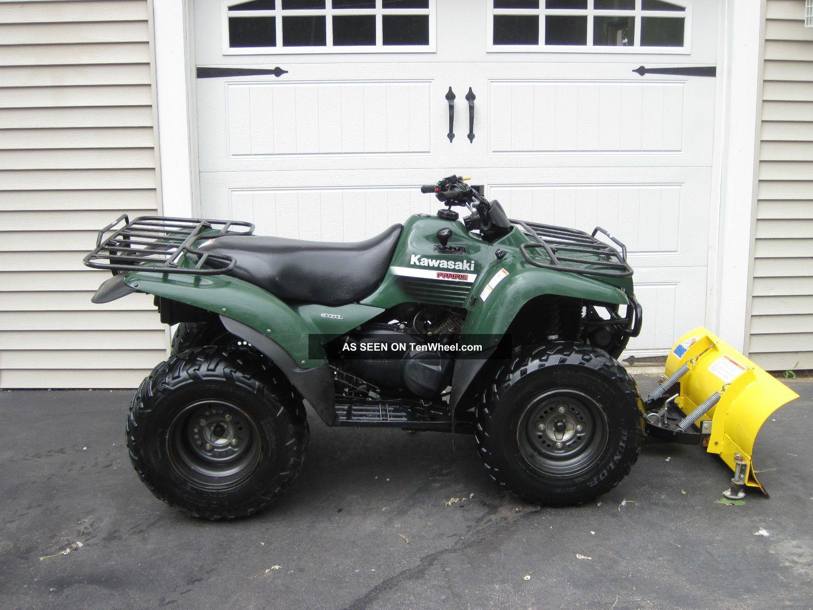 2006 Kawasaki Prairie Kawasaki photo