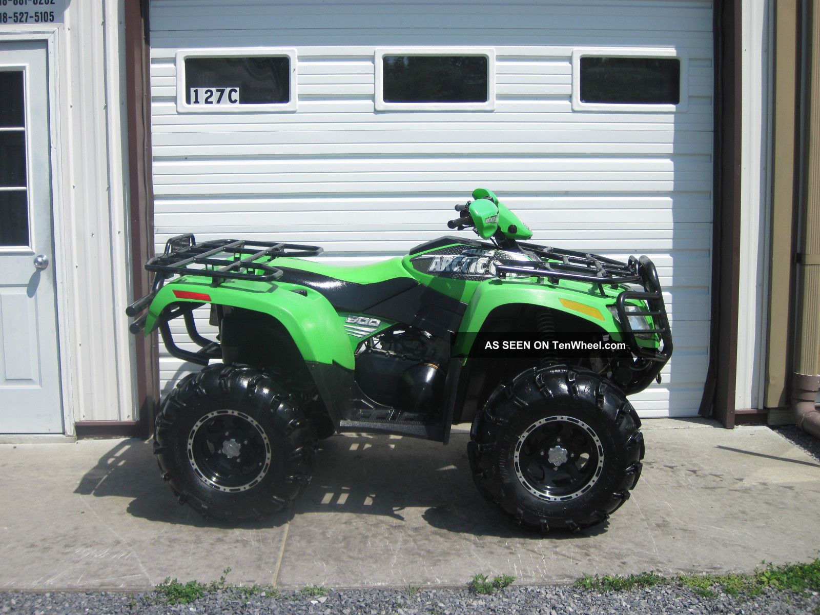 2005 Arctic Cat 500 4x4 Le Arctic Cat photo