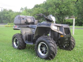 2011 Polaris Sportsman photo