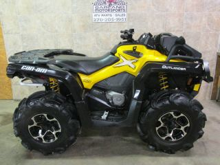 2014 Can Am Outlander photo