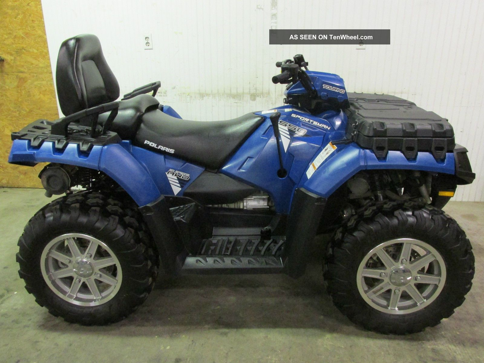 2013 Polaris Sportsman Polaris photo