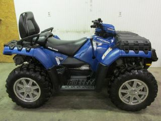 2013 Polaris Sportsman photo