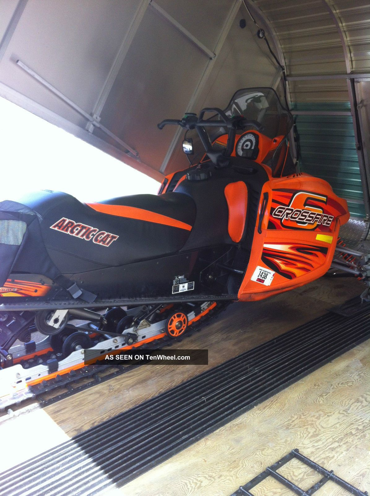 2006 Arctic Cat Crossfire 600 Efi Arctic Cat photo