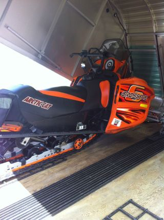 2006 Arctic Cat Crossfire 600 Efi photo