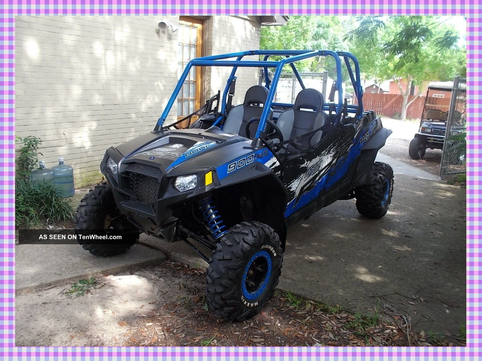 2013 Polaris Rzr Polaris photo