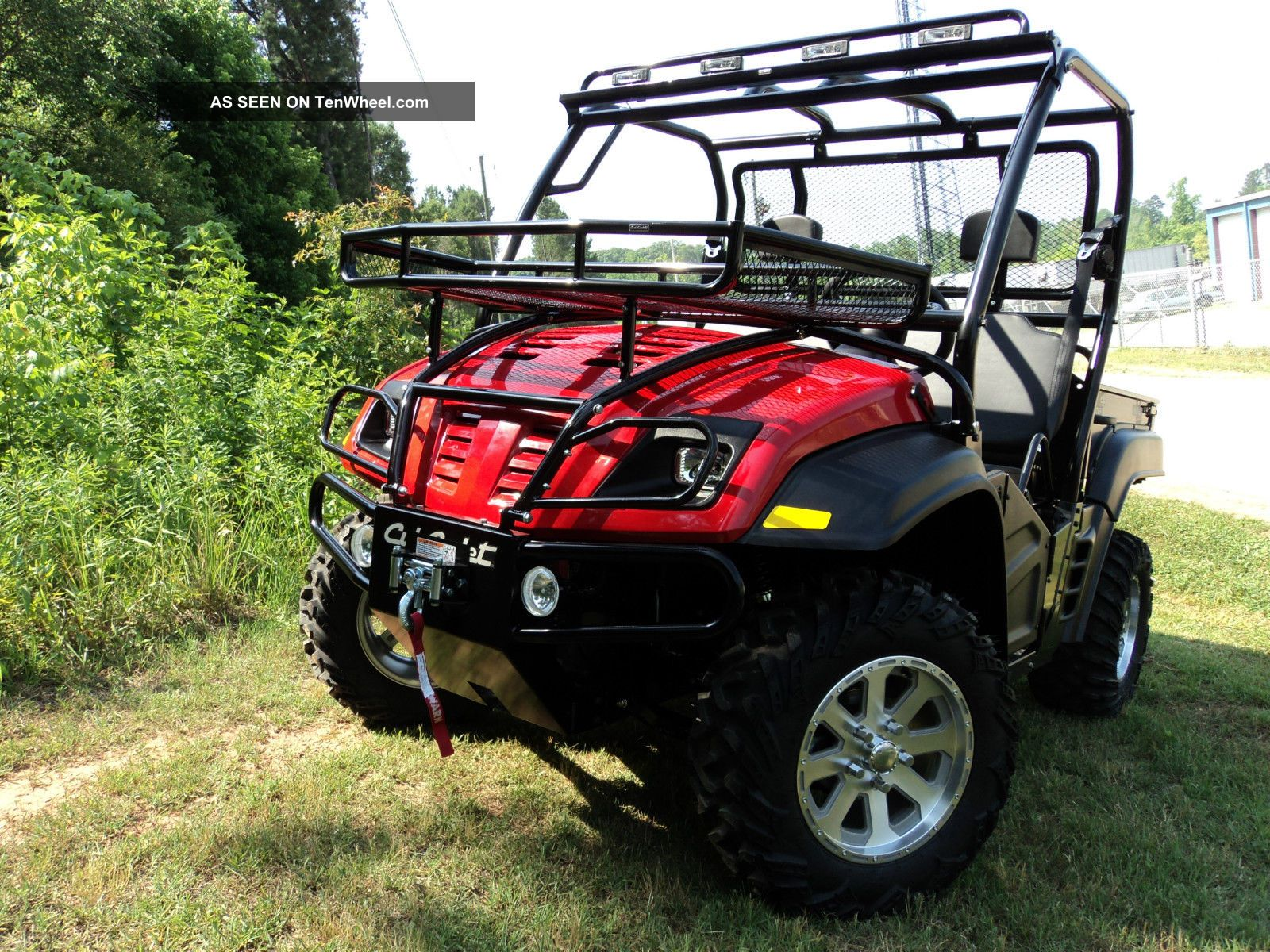 2014 Cub Cadet Volunteer 4x4 Efi UTVs photo