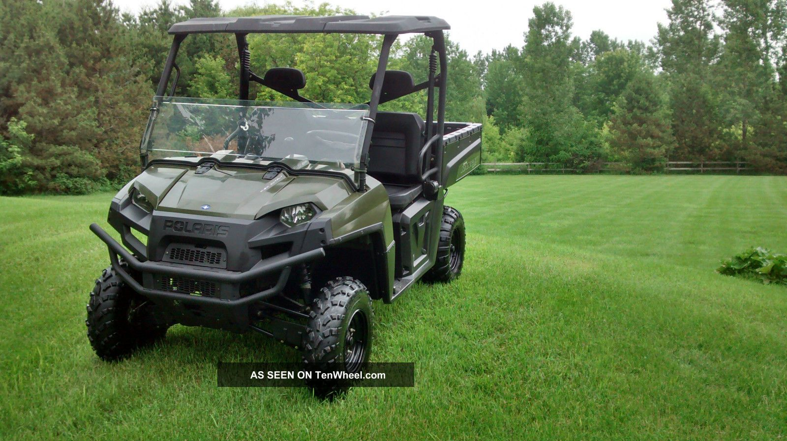 2012 Polaris Ranger UTVs photo