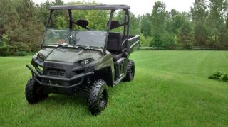 2012 Polaris Ranger photo
