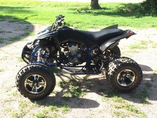 2004 Yamaha Yfz photo