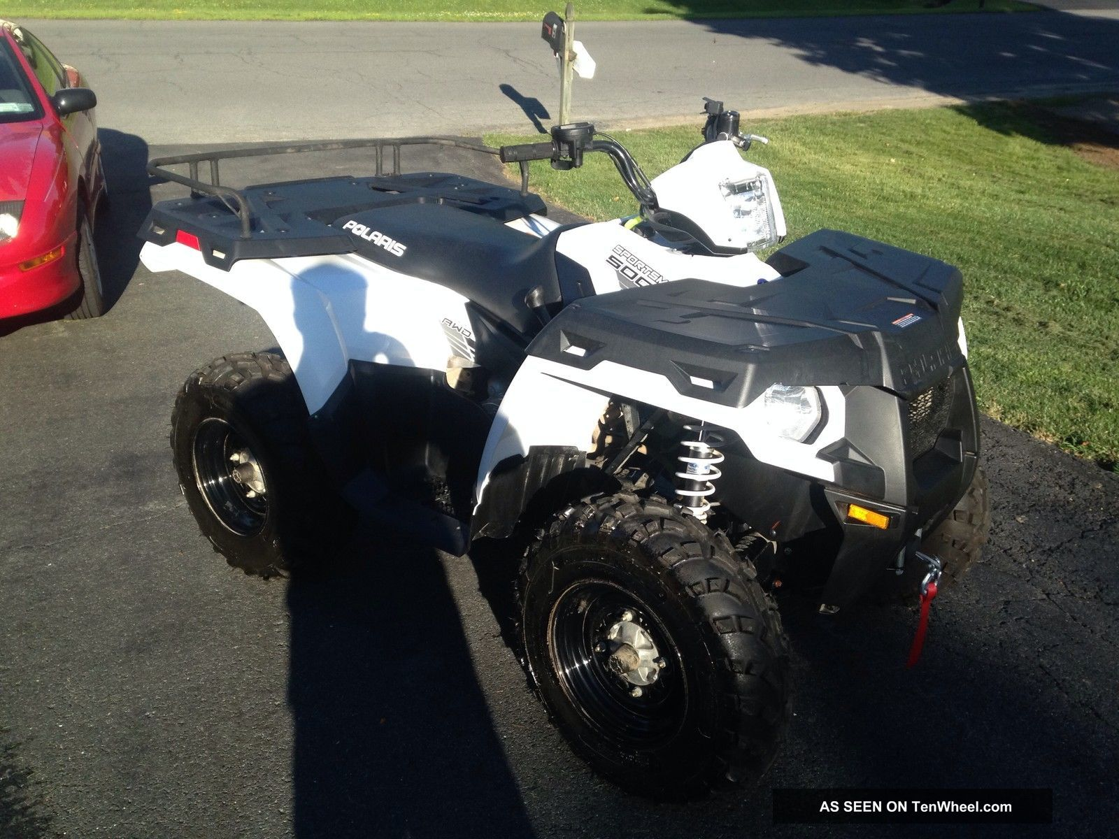 2013 Polaris Sportsman 500 Polaris photo