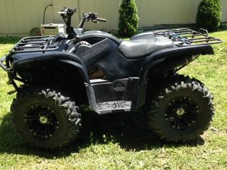 2012 Yamaha Grizzly 700 photo