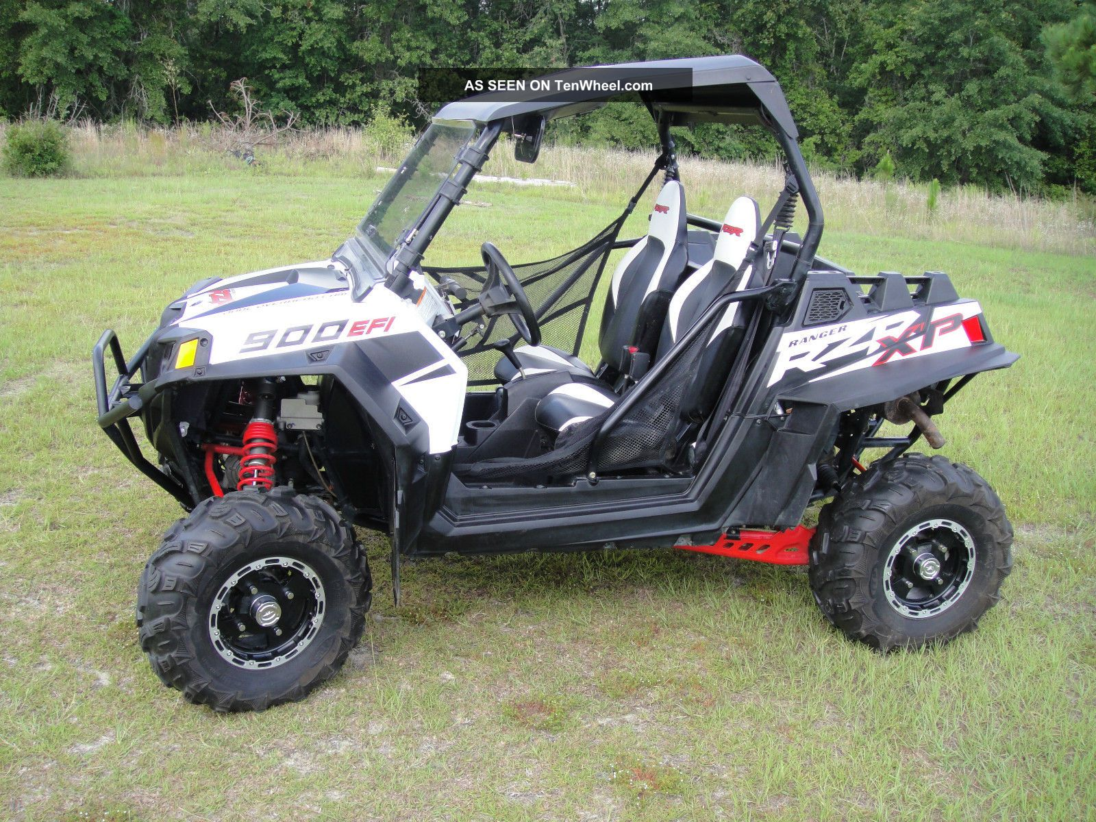 2011 Polaris Rzr UTVs photo