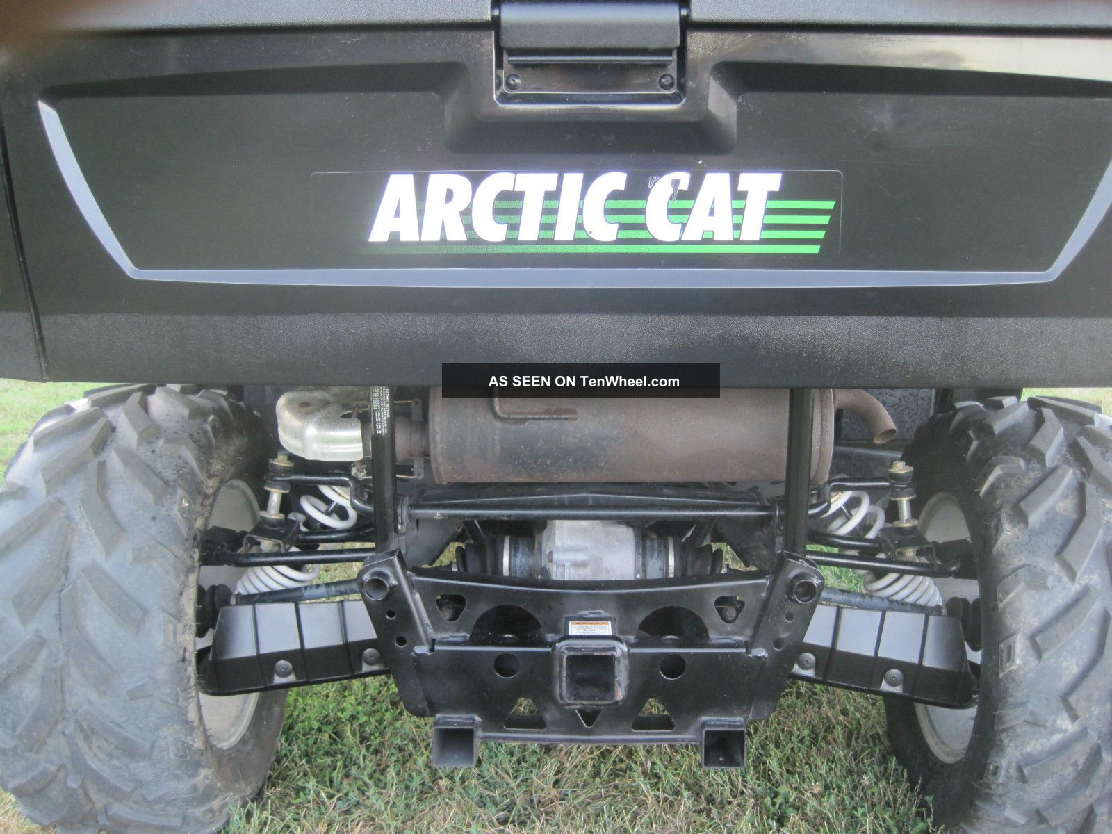 2015 arctic cat service manual