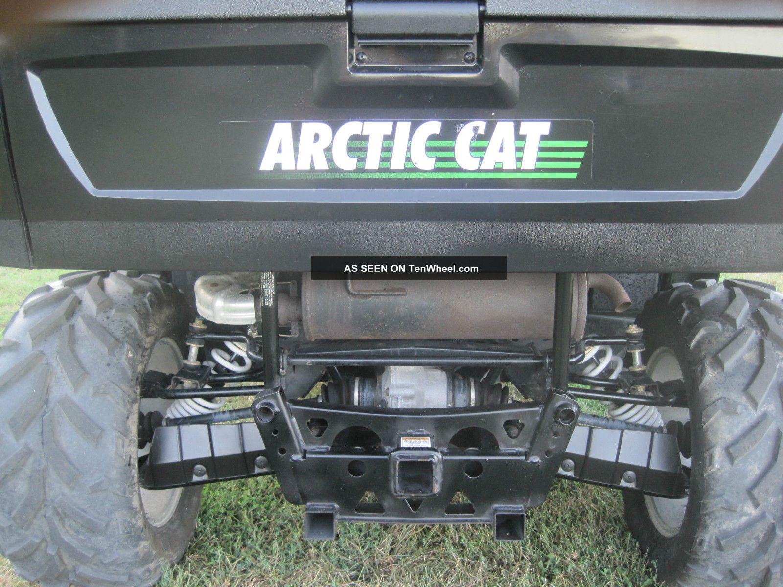 2011 Arctic Cat Prowler