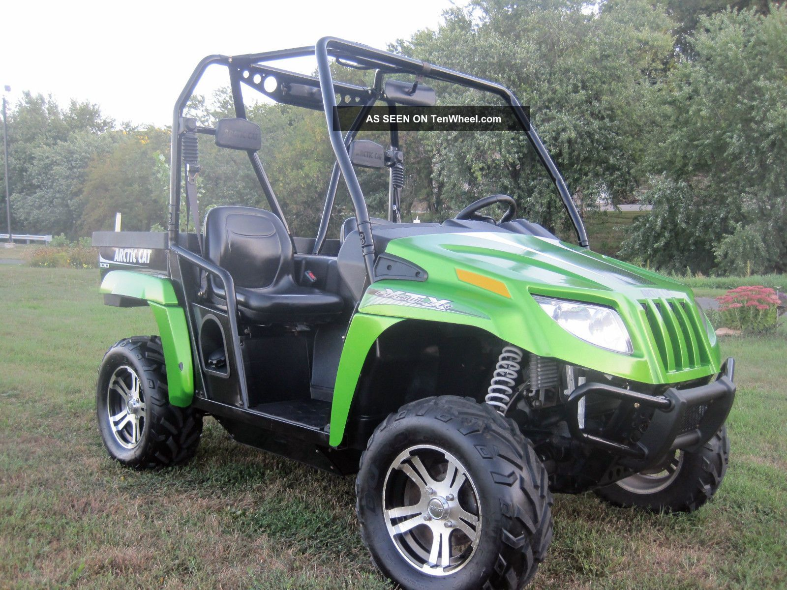 2011 Arctic Cat Prowler UTVs photo