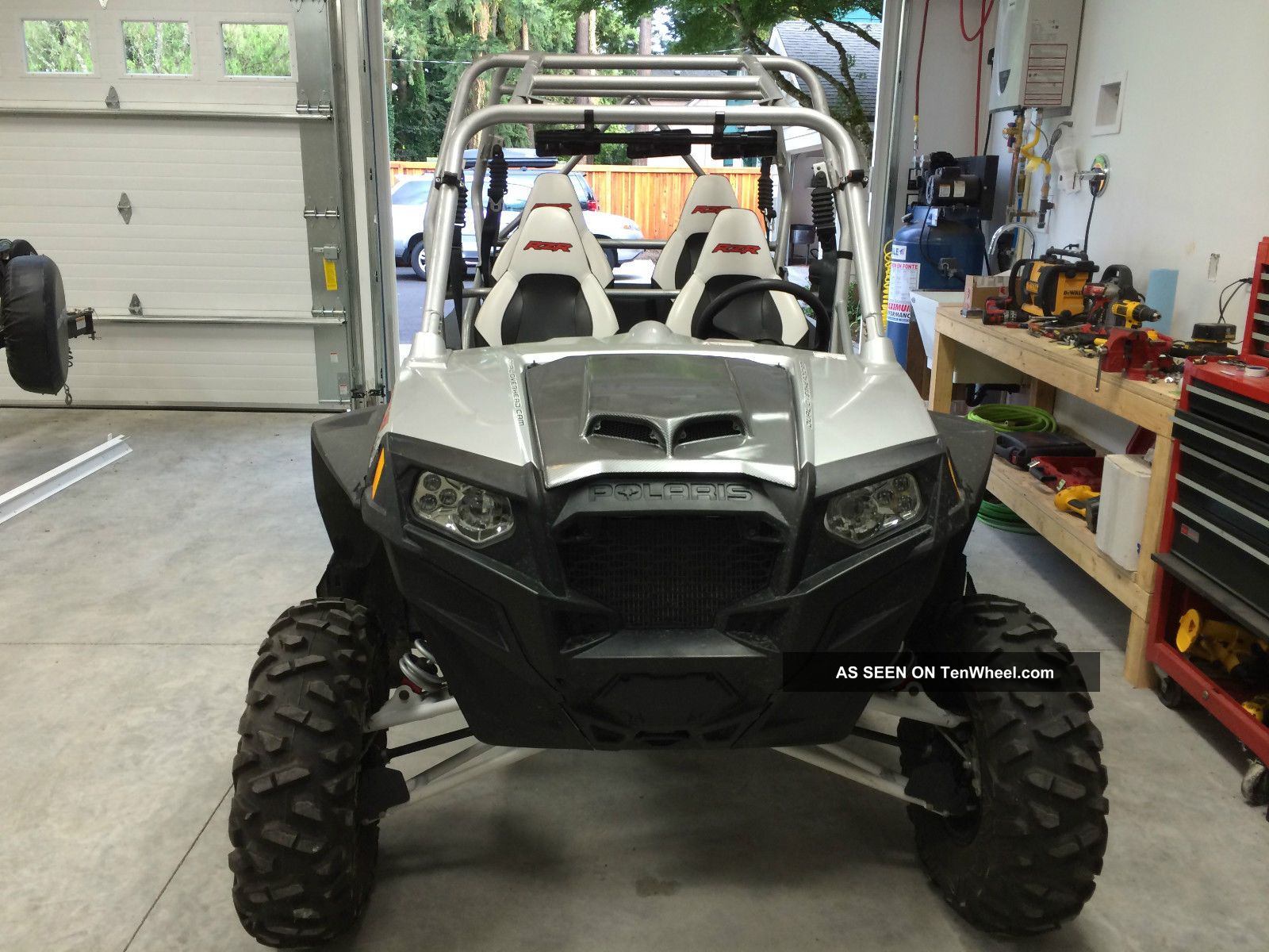 2012 Polaris Rzr4 900xp Le UTVs photo