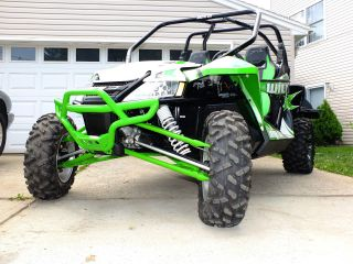 2014 Arctic Cat Wildcat X photo