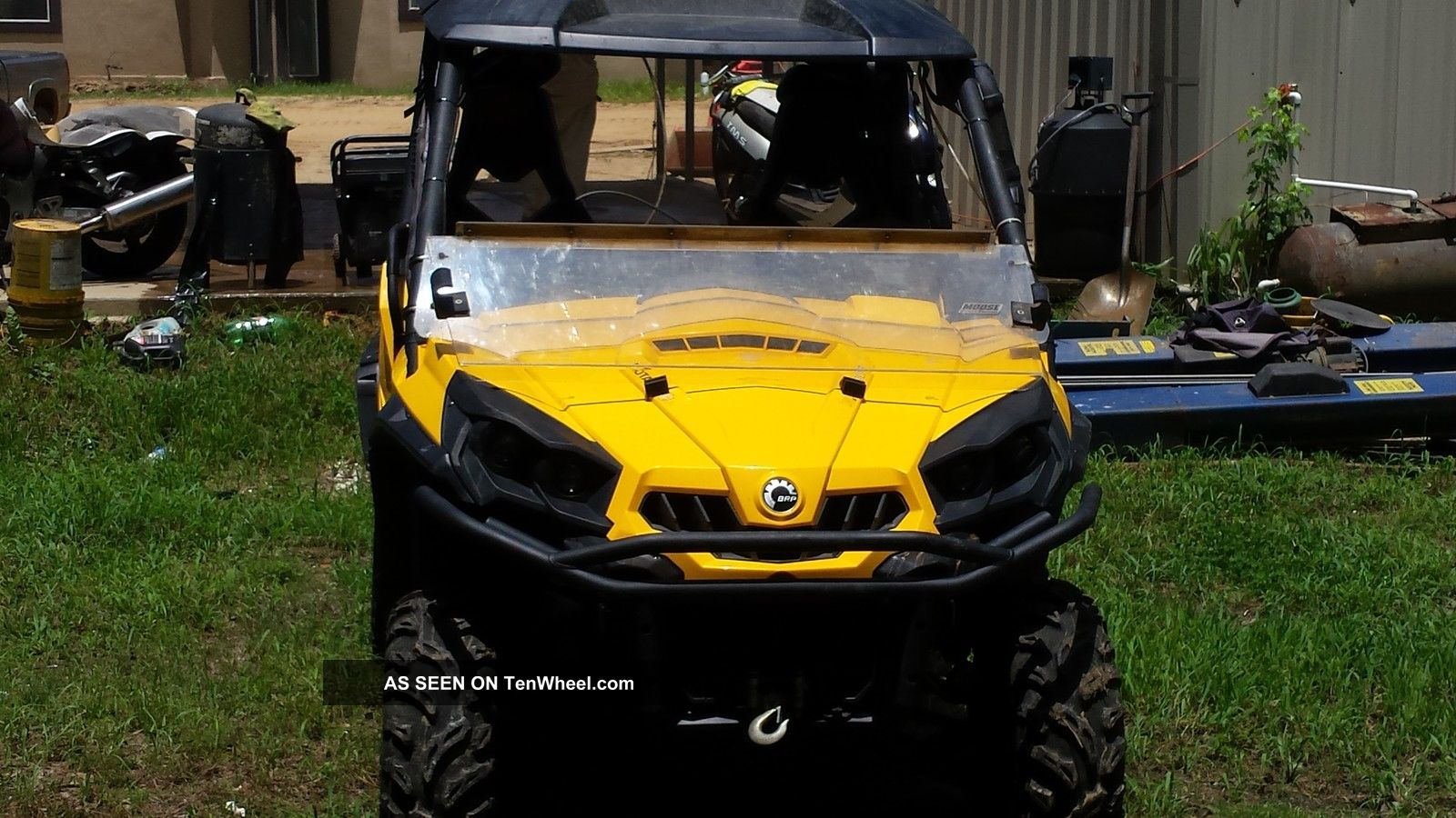 2012 Can - Am Commander