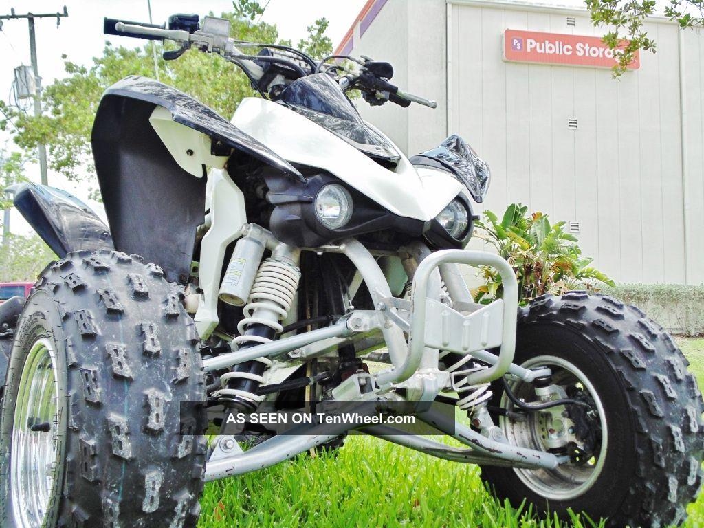 2008 Kawasaki Kfx 450 R Kawasaki photo