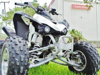 2008 Kawasaki Kfx 450 R photo