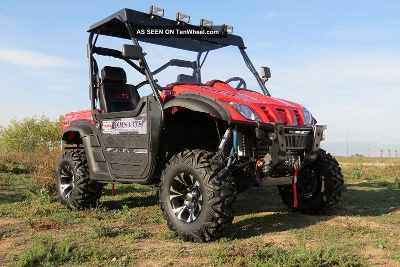 2014 Ttlpowersports 800 - Efi Other Makes photo