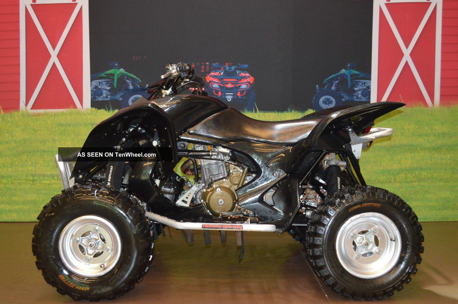 2008 Honda Trx Honda photo