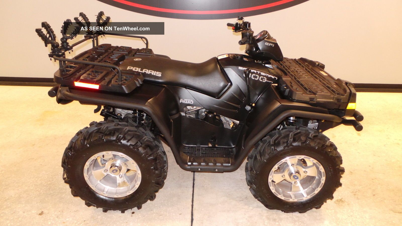 2007 Polaris Sportsman 800 Polaris photo