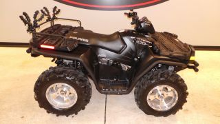 2007 Polaris Sportsman 800 photo