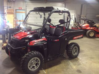 2012 Polaris Ranger 800 Xp photo