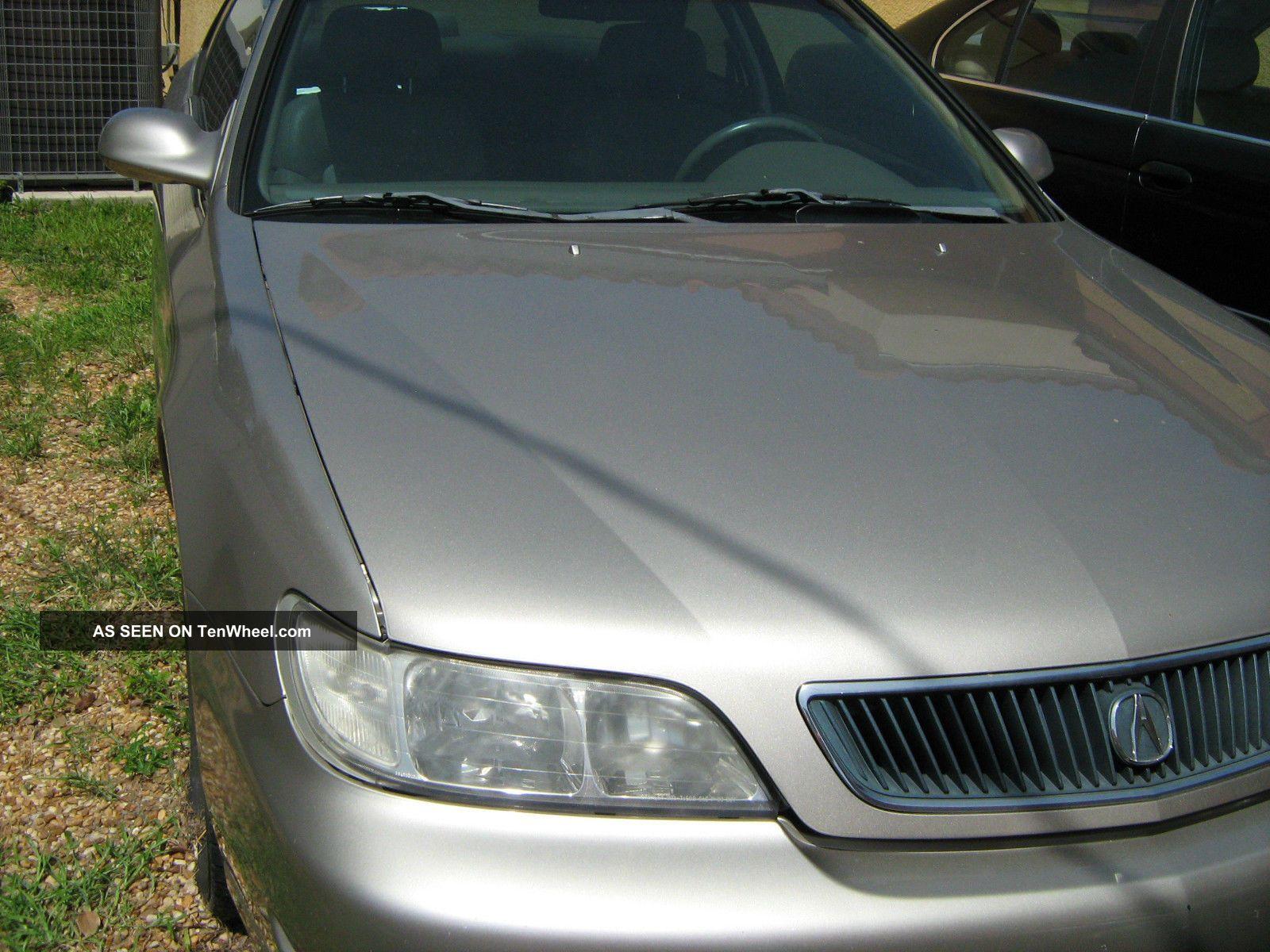 1999 Acura Cl Premium Coupe 2 - Door 3.  0l CL photo