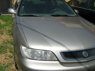 1999 Acura Cl Premium Coupe 2 - Door 3.  0l photo