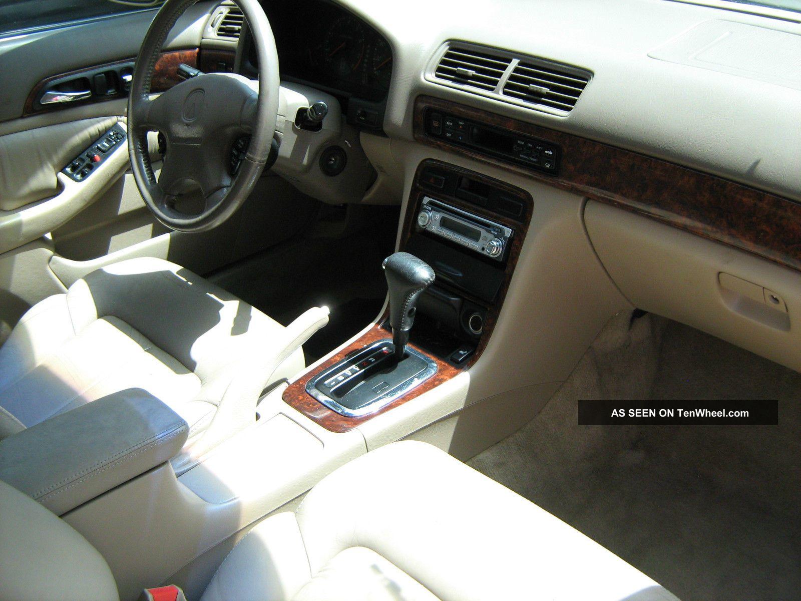 Acura Cl Premium Coupe Door L Lgw
