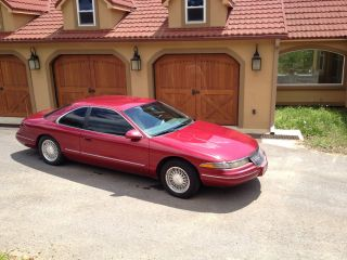 1994 Lincoln Mark Viii Base Coupe 2 - Door 4.  6l photo