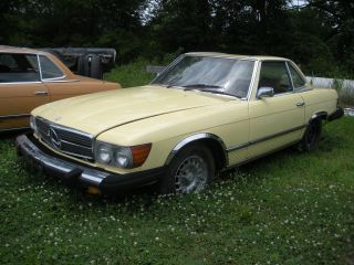 1976 Mercedes Benz 450sl Class photo