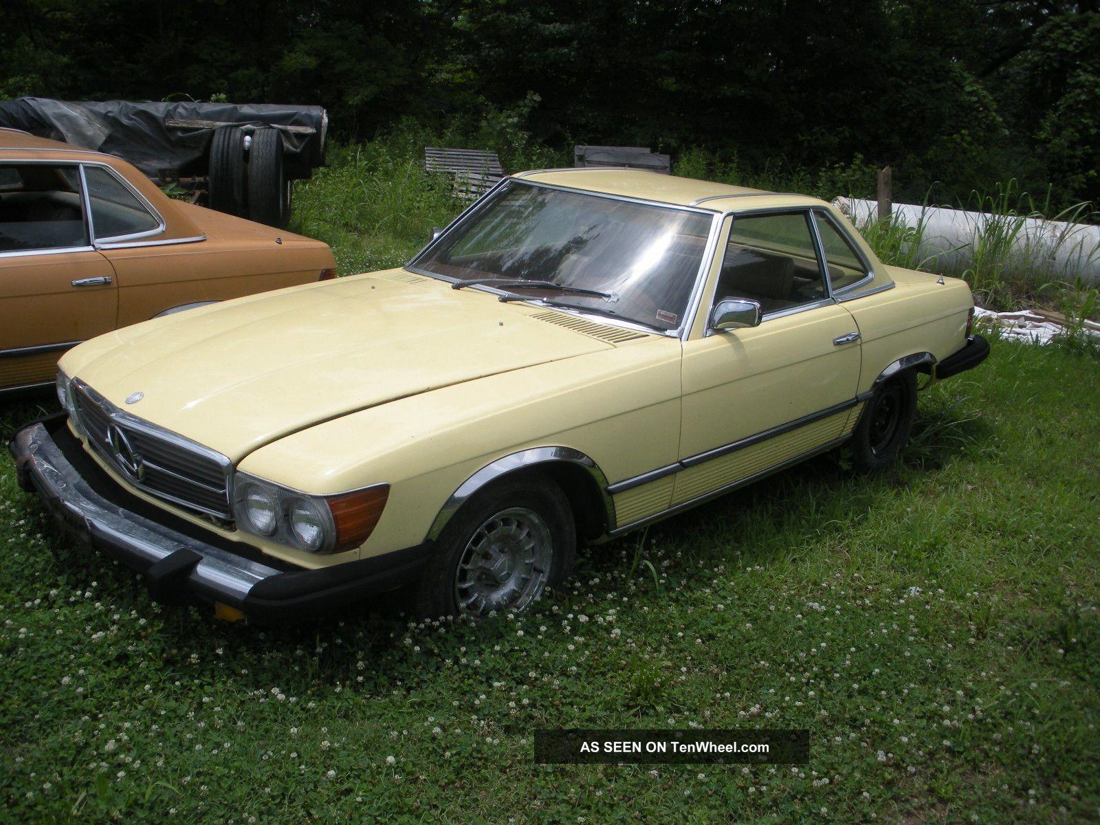 1976 mercedes benz 450sl class for 1976 mercedes benz 450sl