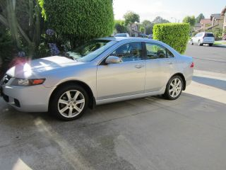 2004 Acura Tsx Base Sedan 4 - Door 2.  4l photo